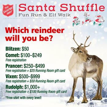Which Reindeer will you be